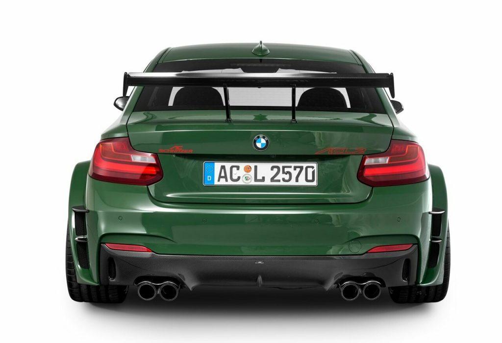 BMW 2 AC SCHNITZER ACL2 Concept