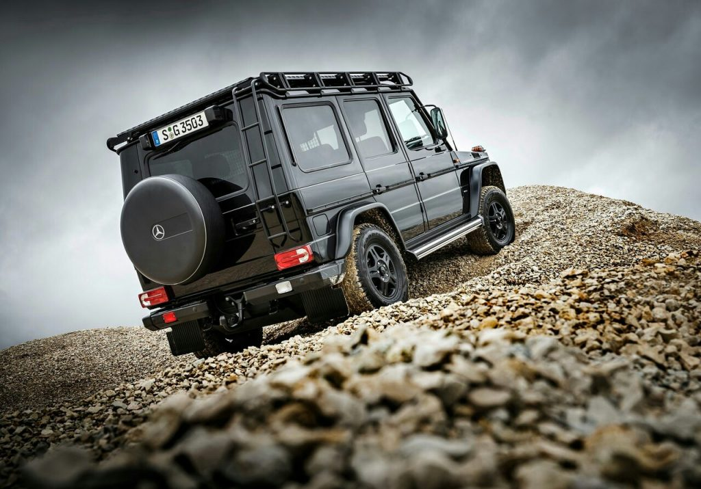 MERCEDES-BENZ G350D PROFESSION