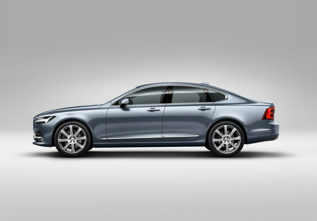 2017 VOLVO S90 |Oopscars