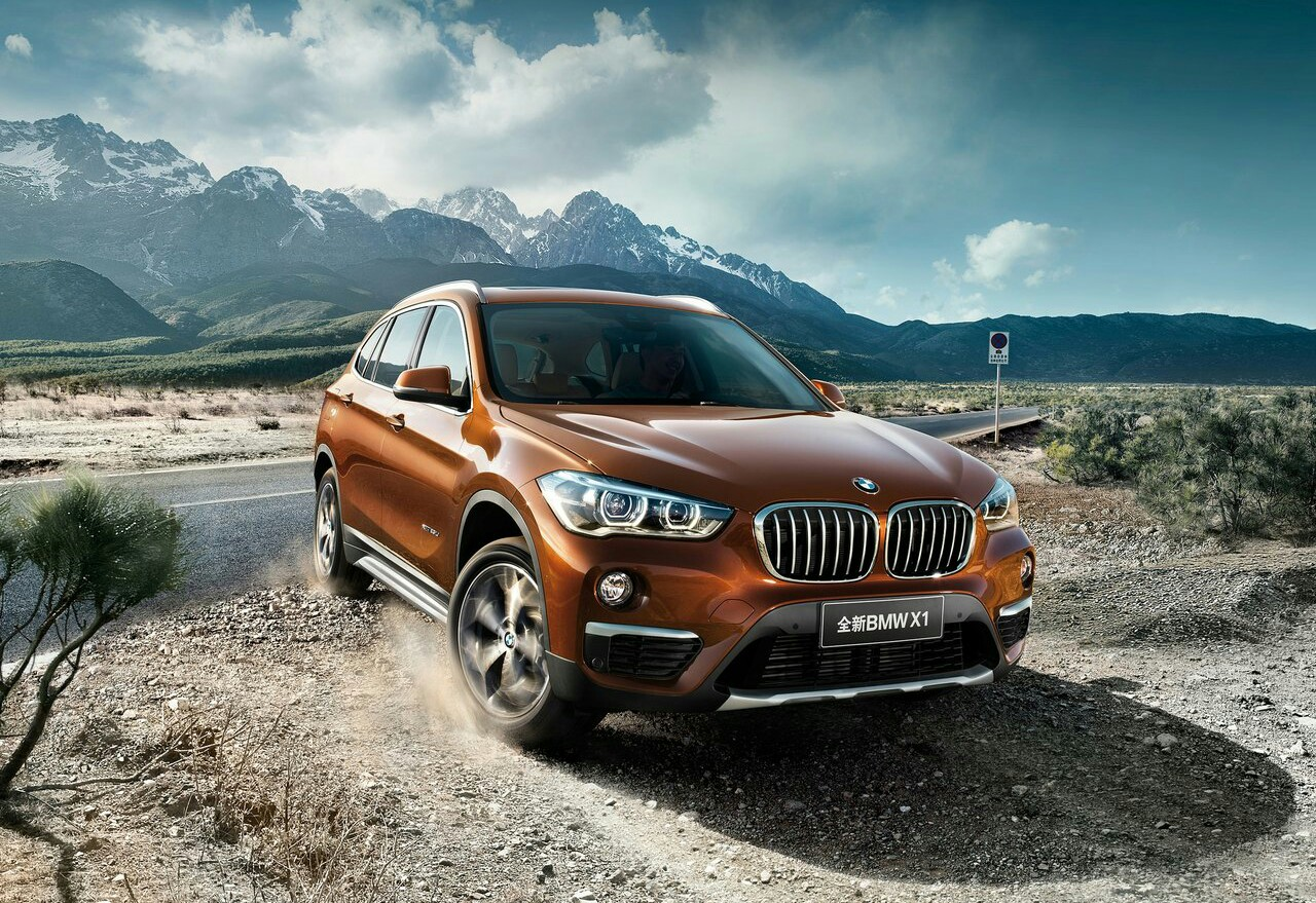 2017 BMW X1 Long | OopsCars