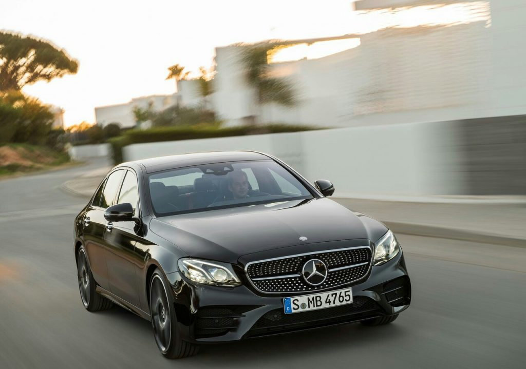2017 Mercedes E45 Amg Oopscars