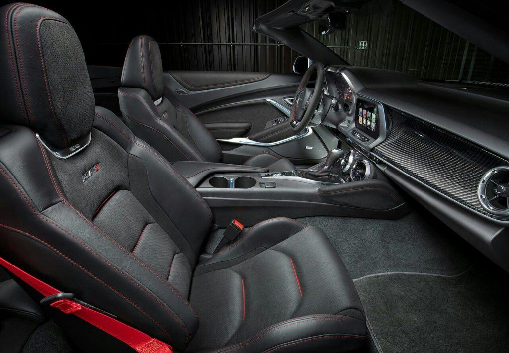 2017 CAMARO ZL1 Cabrio