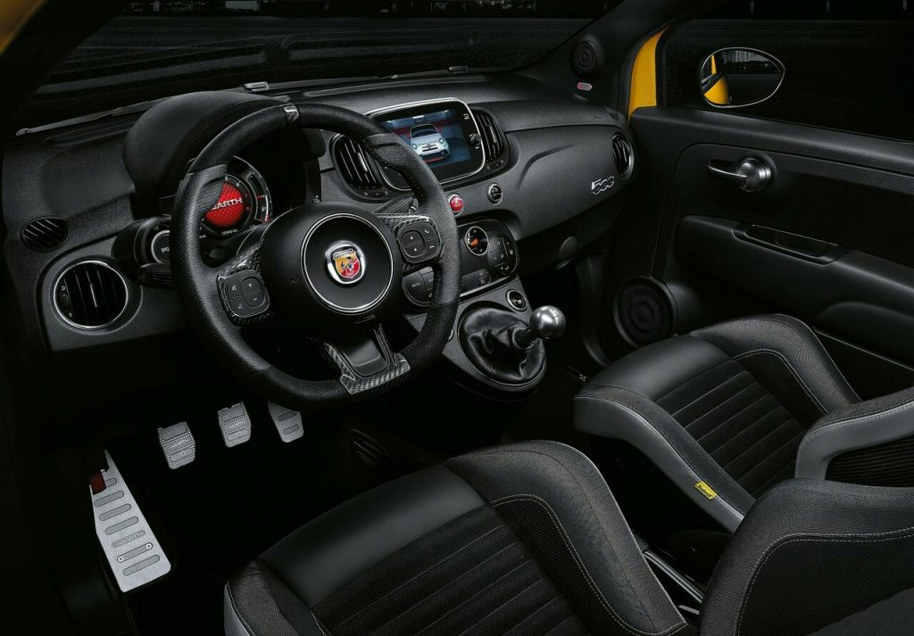 2017 FIAT 595 ABARTH