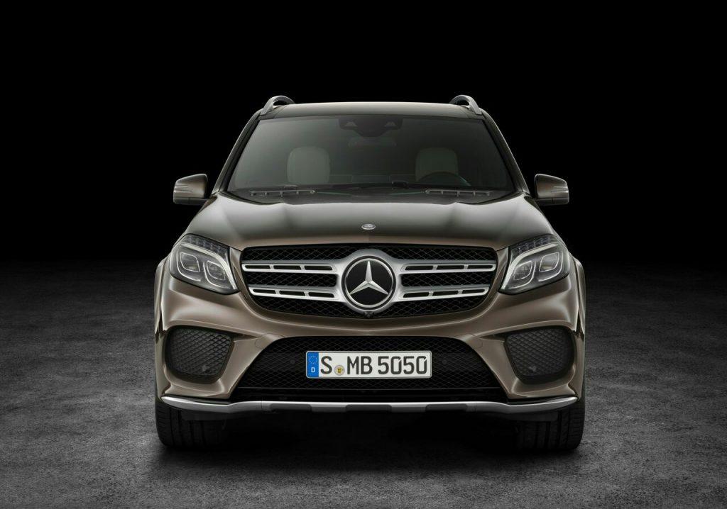 2018 Mercedes GLS|Oopscars