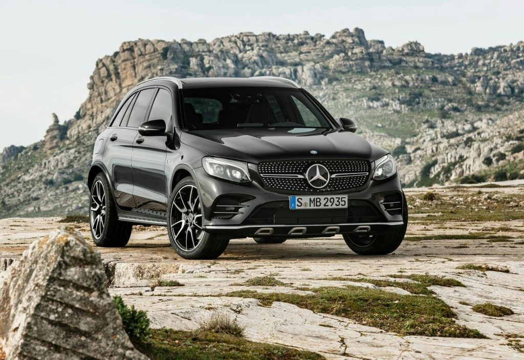 MERCEDES-BENZ GLC43 AMG