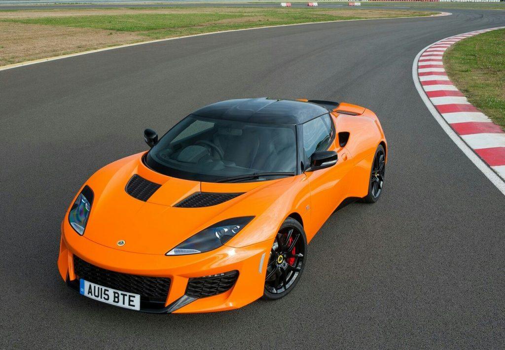 2016 LOTUS EVORA 400|Oopscars
