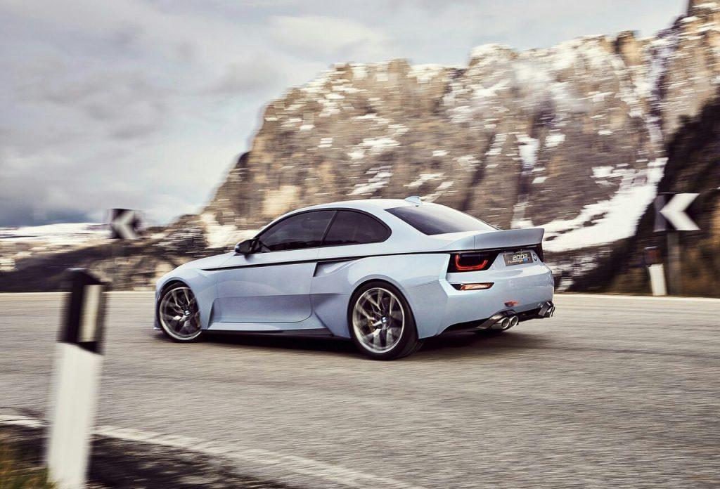 Concept BMW 2002 HOMMAGE