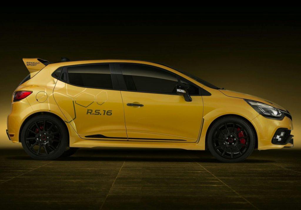 Concept RENAULT CLIO RS16