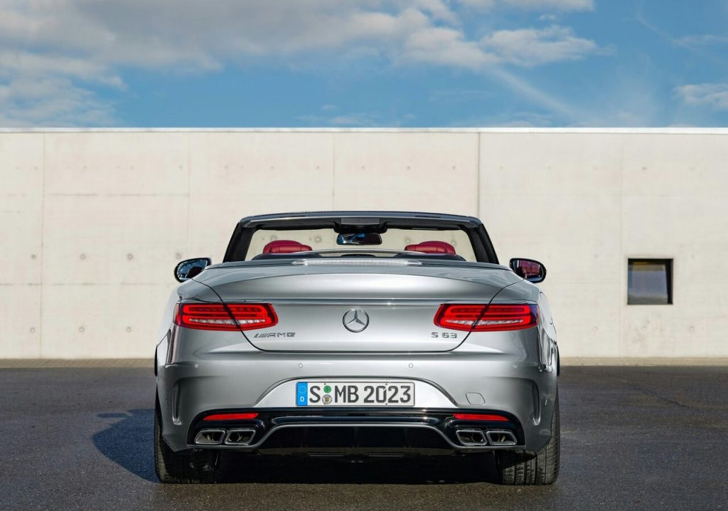 S63 AMG Cabrio|Oopscars