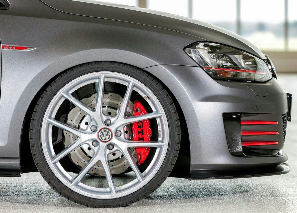 Concept VW GOLF GTI Heartbeat