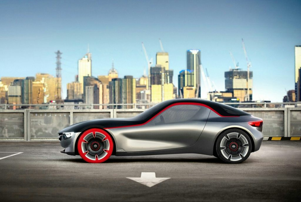 Concept OPEL GT
