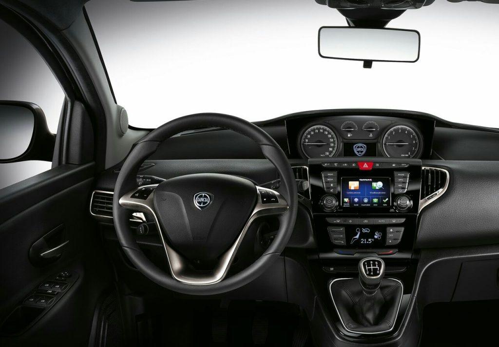 2016 Lancia Ypsilon|Oopscars