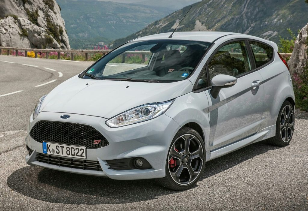 2017 FORD FIESTA ST200 | OopsCars