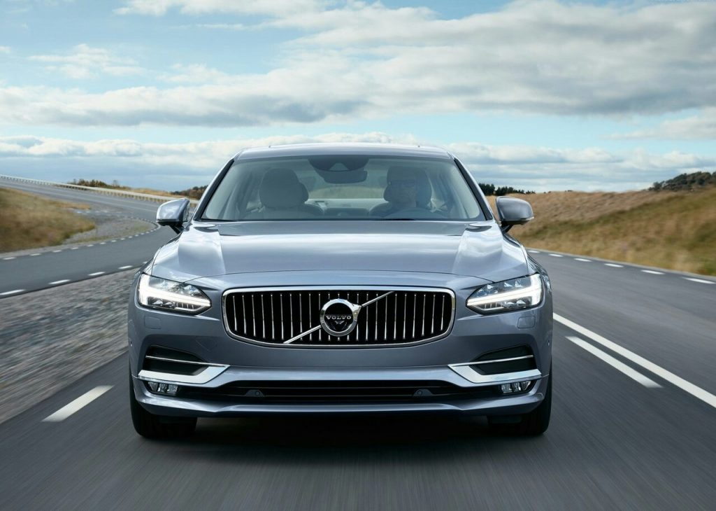 Volvo S90|Oopscars