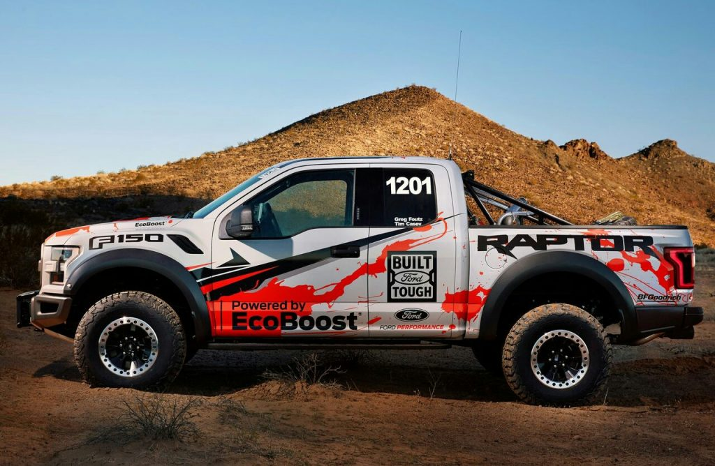 FORD F-150 RACE TRUCK
