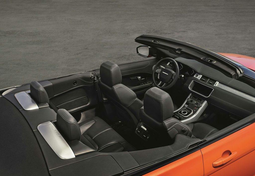 Range Rover Evoque Cabrio|Oopscars