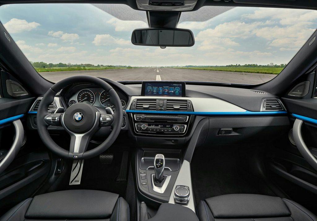 2017 BMW 3 GT
