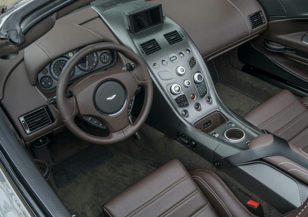 ASTON MARTIN GT12 Roadster