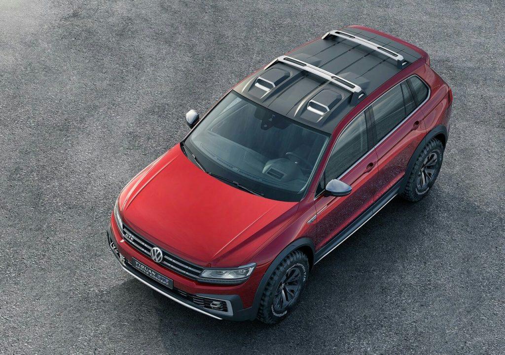 Concept VW TIGUAN GTE ACTIVE