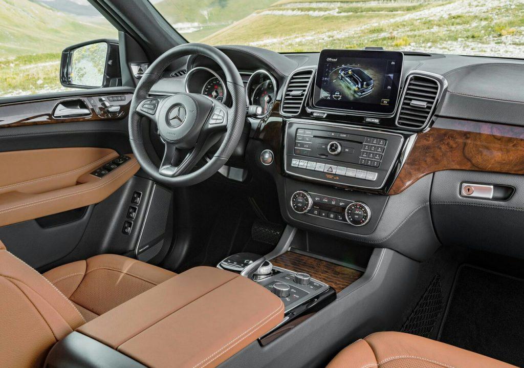 2017 Mercedes GLS Oopscars