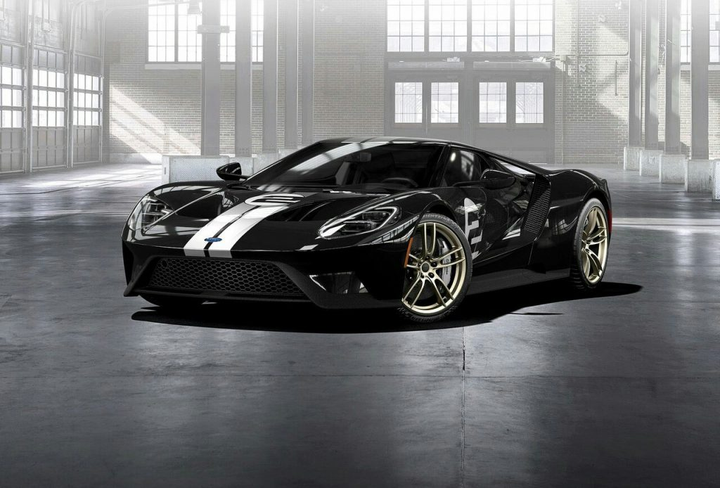 2017 FORD GT 66 HERITAGE EDITION