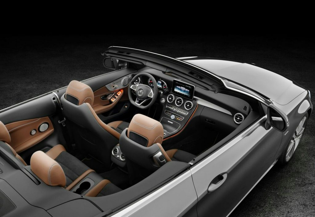 2017 MERCEDES-BENZ C-Class Cabrio