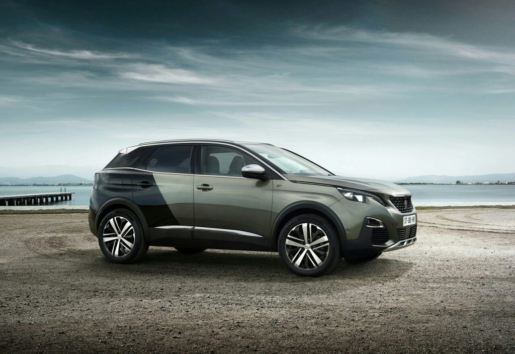 2017 peugeot 3008 gt oopscars. Black Bedroom Furniture Sets. Home Design Ideas