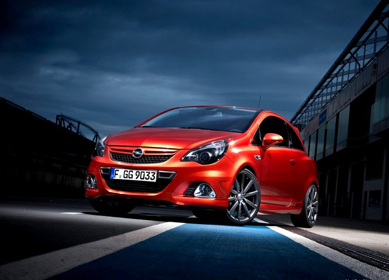 opel corsa opc nurburgring edition oopscars. Black Bedroom Furniture Sets. Home Design Ideas