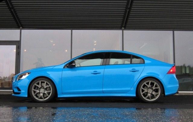 POLESTAR VOLVO S60 Blue