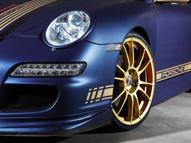 PORSCHE 911 Cabrio tuned by CAM SHAFT