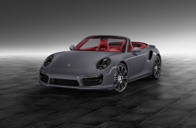PORSCHE 911 TURBO CABRIO EXCLUSIVE