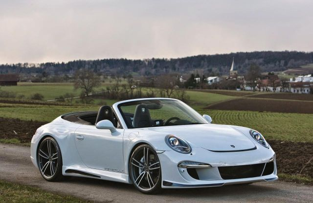 911 Carrera S Convertible  tuned by GEMBALLA