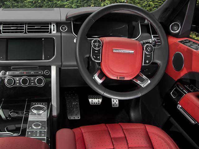 RANGE ROVER 600 Luxury Edition tuned by KAHN DESIGN