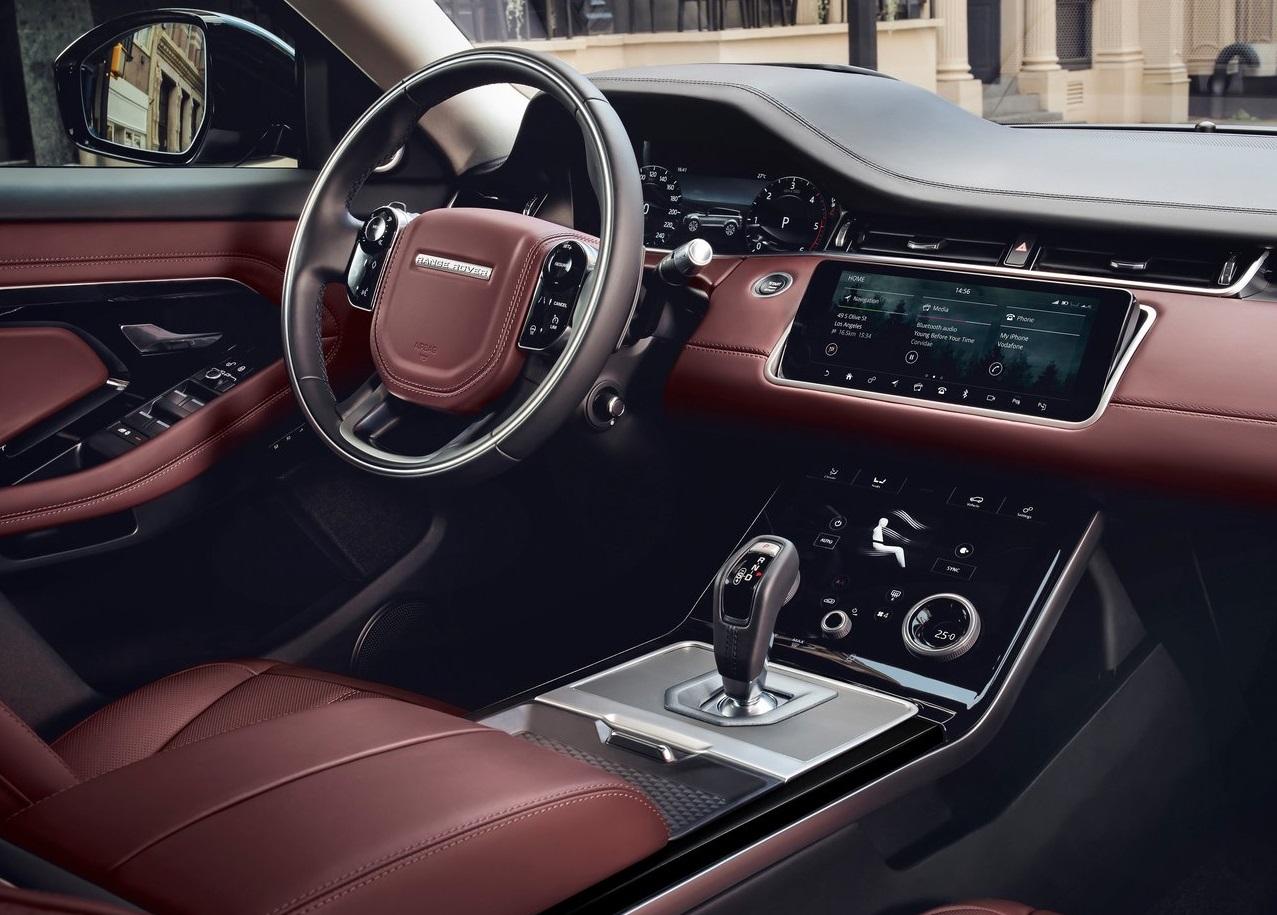 2021 Range Rover Evoque Fiyat
