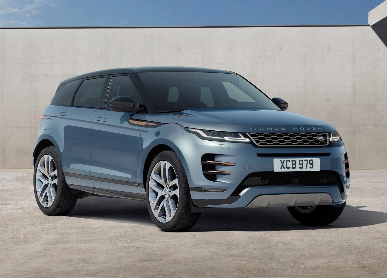 2020 Range Rover Evoque Temmuz Fiyat Listesi
