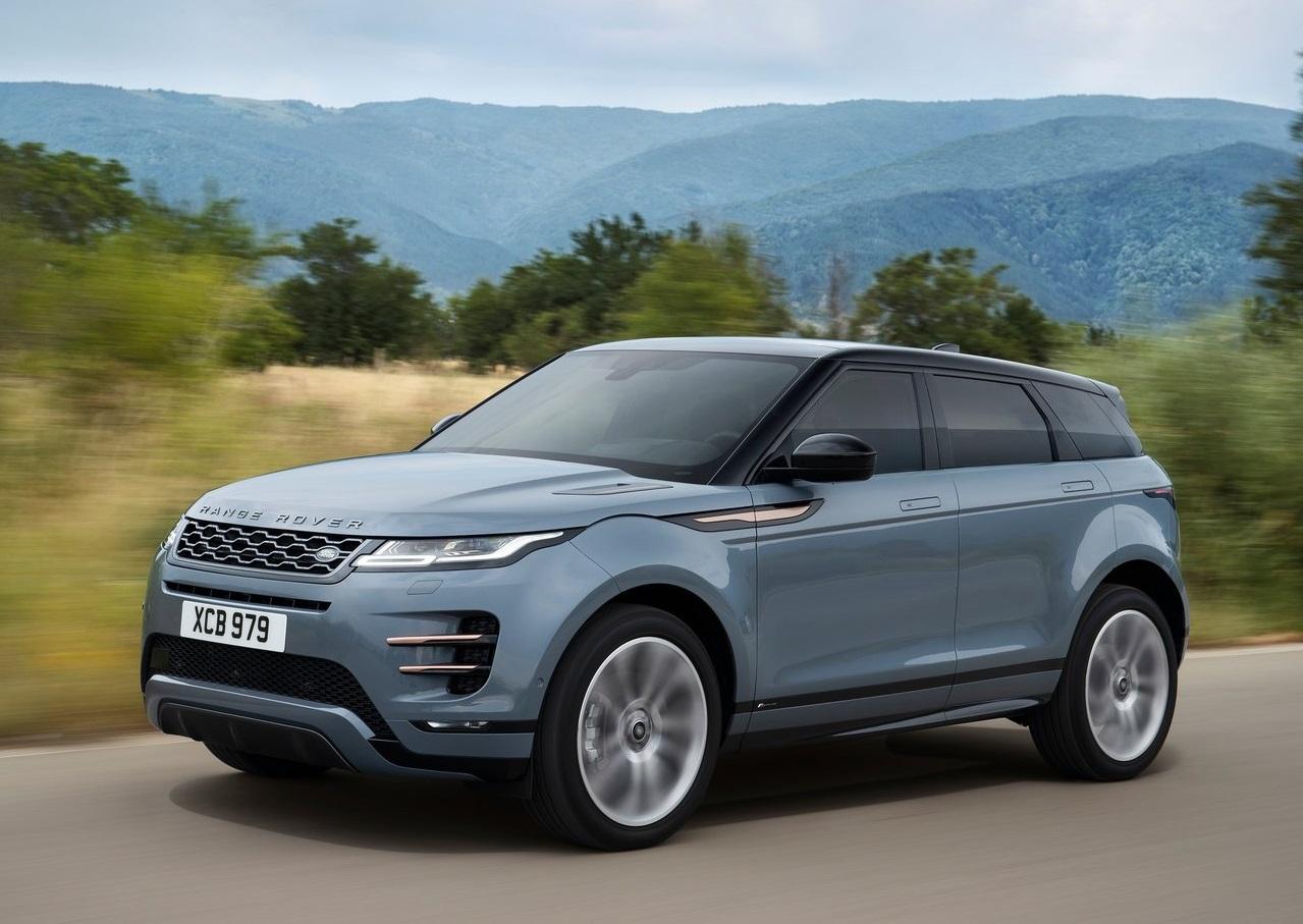 2021 Range Rover Evoque Fiyat Listesi