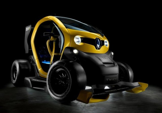 RENAULT TWIZY RS F1 Concept