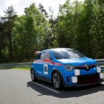 RENAULT TWIN RUN CONCEPT pic 4 150x150 2014 Blue RENAULT CLIO GT 120 EDC Hatchback &SW  ESTATE