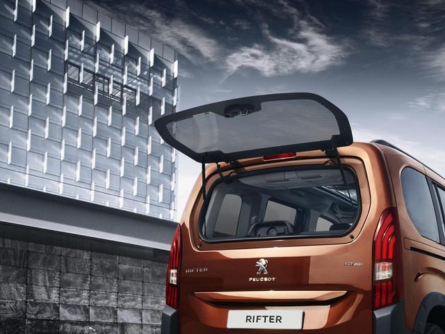 2020 Peugeot Rifter Fiyat