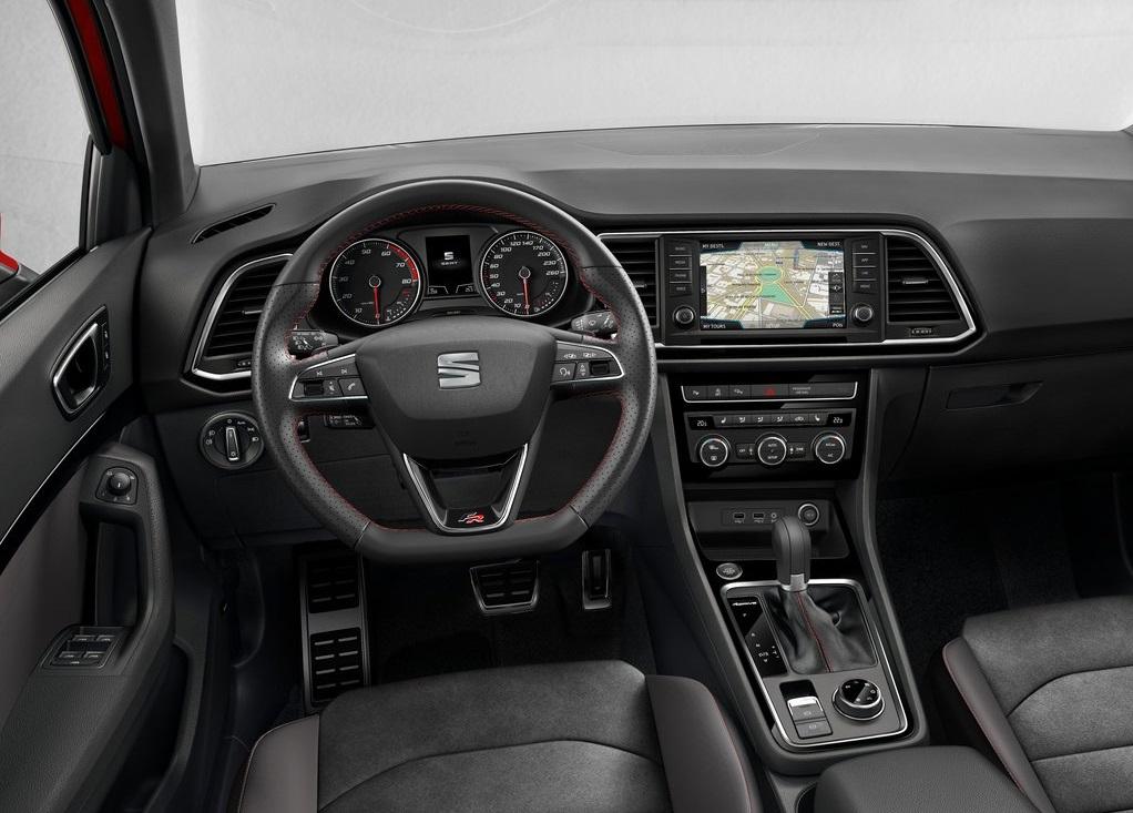 SEAT ATECA FR-dashboard