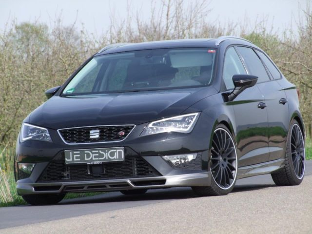 SEAT LEON ST tuned by JE DESIGN
