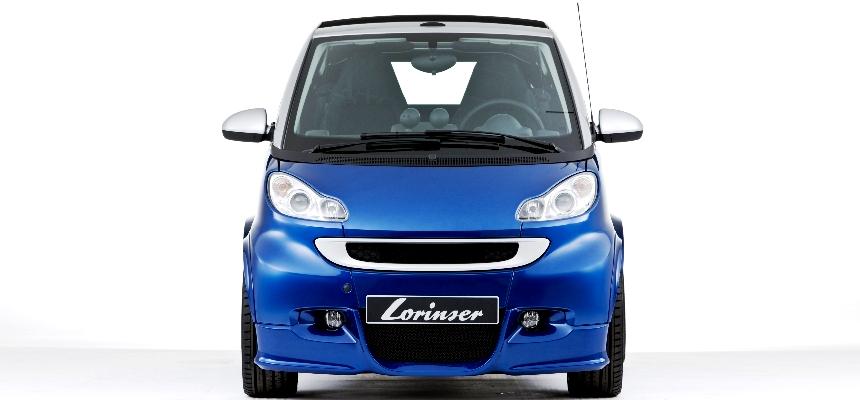 lorinser smart tuning optikai tuning chiptuning Car Tuning