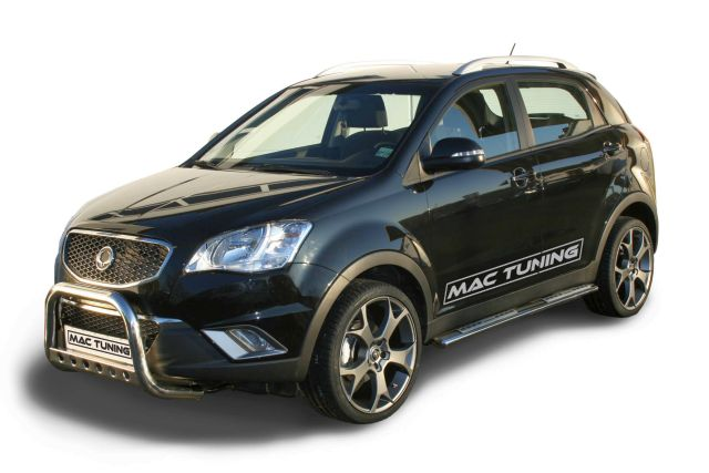 SSANGYONG Tuned by ELIA