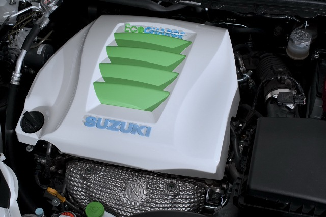 SUZUKI KIZASHI ECOCHARGE Hybrid