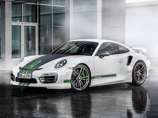 PORSCHE 911 TURBO S tuned by TECHART