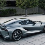 Concept TOYOTA FT-1 Graphite