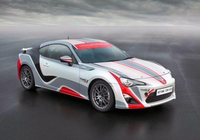 TOYOTA GT86 Race Car