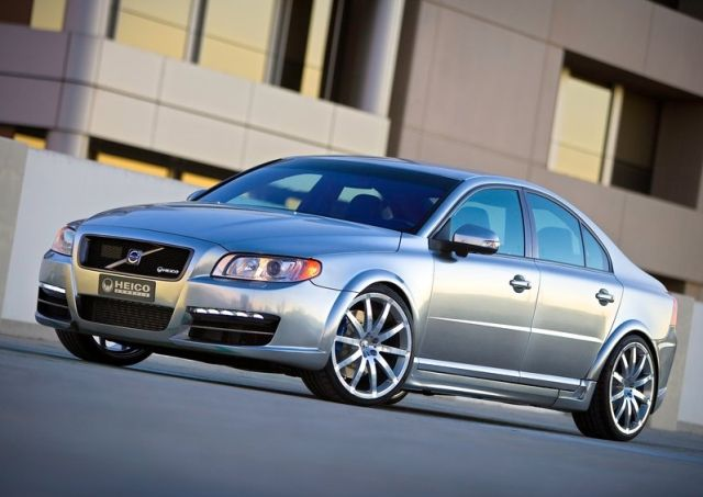 volvo s80 tuning by heico. Black Bedroom Furniture Sets. Home Design Ideas