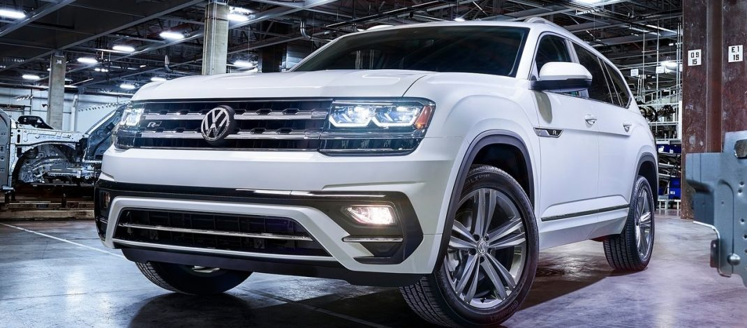 VW ATLAS R-LINE