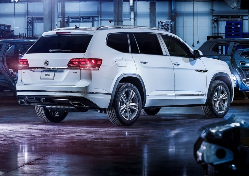 VW ATLAS R-LINE